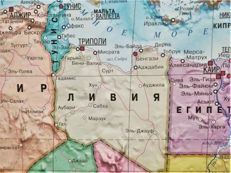 """На месторождении нефти в Ливии сообщили о вторжении """"наемников"""" из России"""