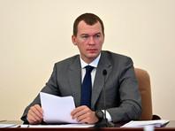 Глава Хабаровского края считает, что протесты «раскачивают» иностранцы