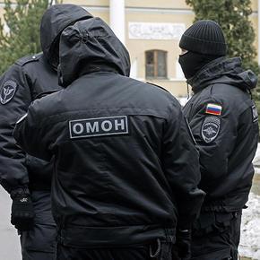 В Казани ОМОН задержал участников лекции «Объединенных демократов».