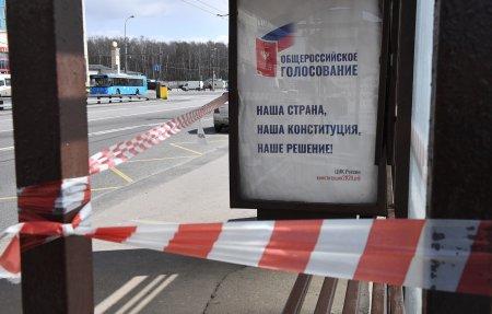 В Петербурге сторонница поправок в Конституцию обнаружила, что за нее уже проголосовали