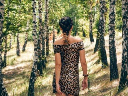Внучка Софии Ротару разделась в лесу (фото)