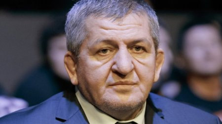 В Дагестане прошли похороны отца Хабиба Нурмагомедова