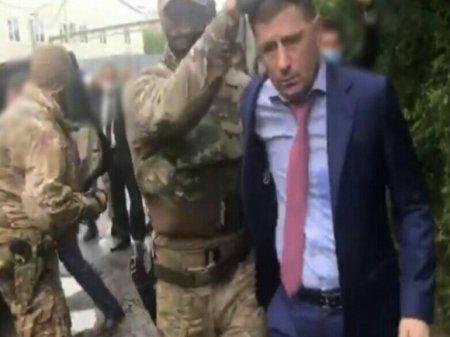 Задержание хабаровского губернатора Фургала: что известно к этому часу