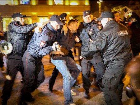 СМИ: На акциях в поддержку Фургала в Хабаровске начались задержания