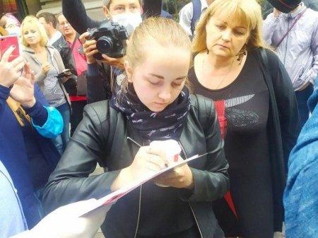 В Петербурге началась акция против поправок в Конституцию (фото)