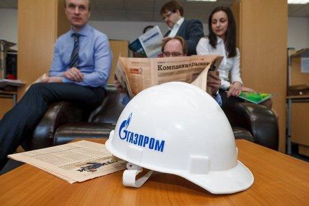 «Газпром» собрался взять в долг и отдать неизвестно когда