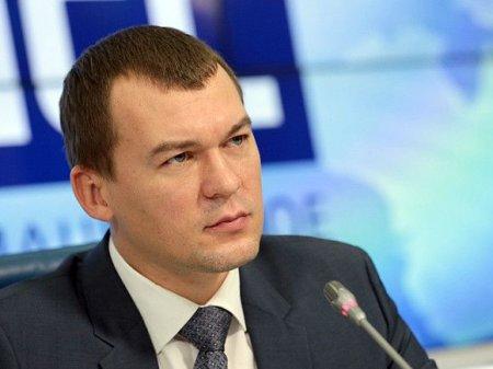 Врио губернатора Хабаровского края Дегтярев пригрозил ужесточением режима по COVID-19