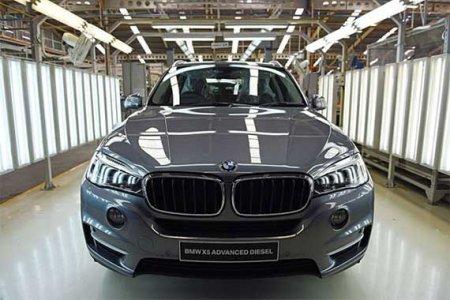 BMW X5 получит версию на топливных элементах в 2022 году