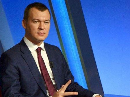 Политолог: Дегтярев только разжигает протесты в Хабаровске