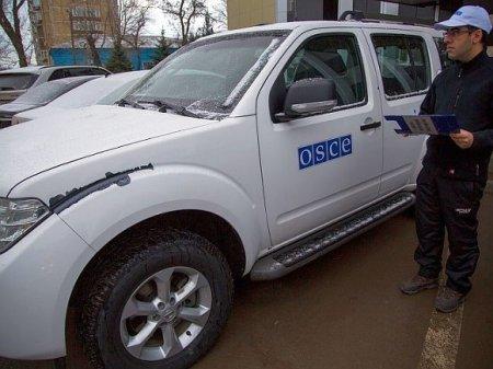 В ОБСЕ насчитали 225 нарушений перемирия в Донбассе за неделю
