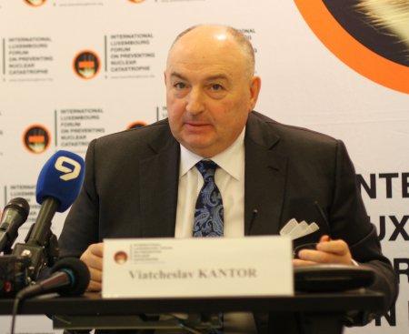 Вячеслав Кантор: Восстановить заслон нарастанию угрозы ядерной войны