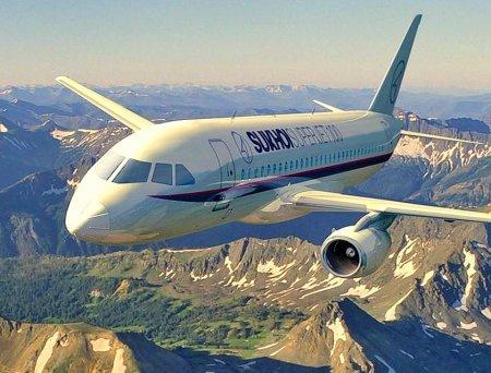 Ведомости узнали о планах Промсвязьбанка купить 59 самолетов SSJ100