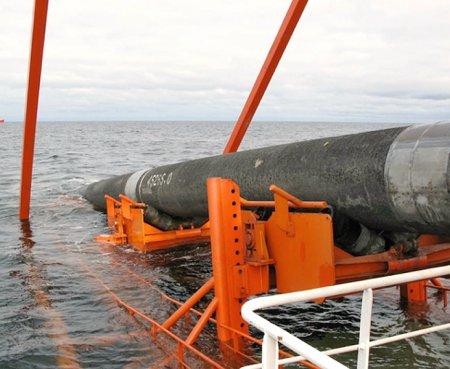 Корабли ВМФ России взяли под охрану трубоукладчик для «Северного потока-2»