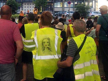 От карантина к протестам: в ожившем Париже задержаны 200 «желтых жилетов»