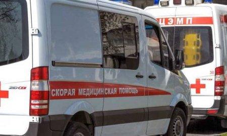 Два человека пострадали в аварии на Калужском шоссе