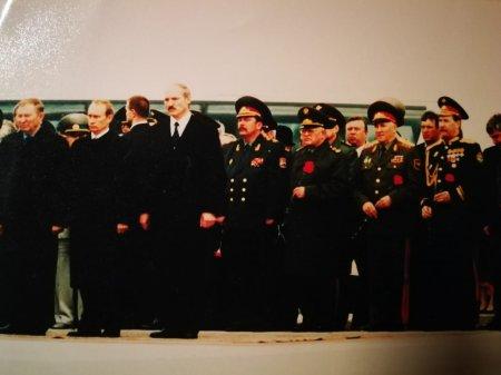 Лукашенко поблагодарил Российских казаков за помощь
