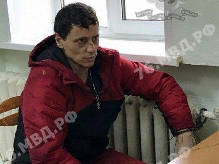 Убийца девочек из Рыбинска хотел сам сдаться, но не нашел отдел полиции