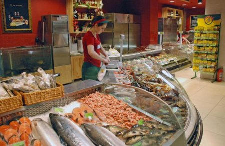 Российские граждане стали употреблять меньше рыбы