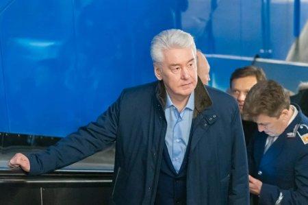 Собянин объявил 2-недельные каникулы в школах для снижения заболеваемости