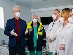 Названы сроки начала массовой вакцинации в Москве