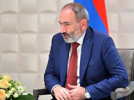 Пашинян ждет от Франции признания независимости Нагорного Карабаха