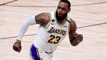 Леброн Джеймс признан самым ценным игроком финала НБА