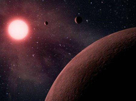 NASA и компания Blue Origin испытали ракету для миссий на Луну и Марс