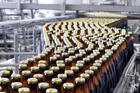 Производство пива в России осенью ускорилось
