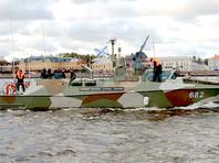"""Яхту """"подруги Путина"""" Светланы Кривоногих охраняет новейший противодиверсионный катер"""