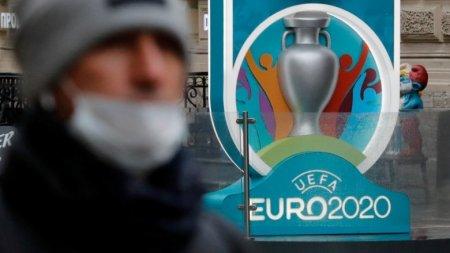 СМИ: Россия может полностью провести чемпионат Европы пофутболу