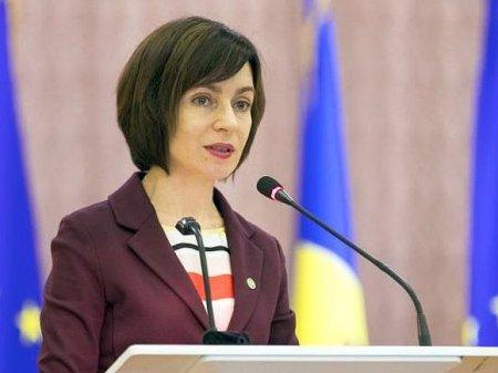 Майя Санду побеждает на выборах президента Молдавии