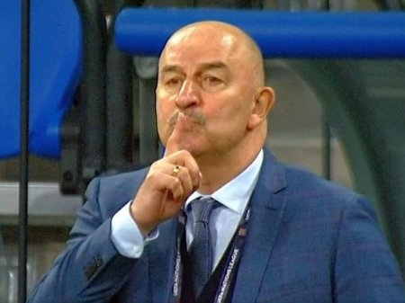 Черчесов объяснил, почему сборная России проиграла Турции
