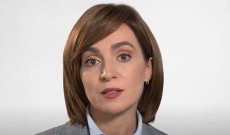 Экзитпол: На выборах президента Молдавии лидирует Майя Санду