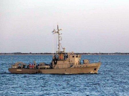 США выделили помощь на морскую охрану Украины