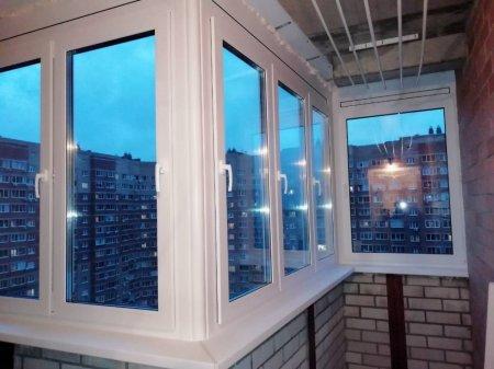 Холодное и тёплое остекление балконов и лоджий: плюсы и минусы