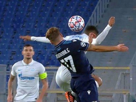 Дзюба забил, но «Зенит» опять проиграл в Лиге чемпионов