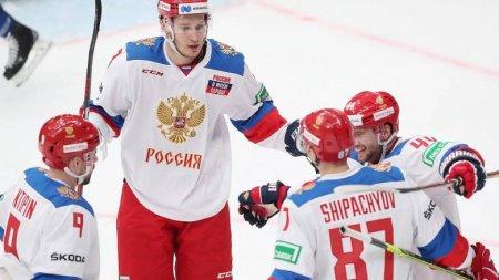 Сборная России похоккею стала победителем Кубка Первого канала