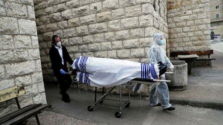 Коронавирус в Израиле: продолжает увеличиваться количество больных, 3111 больных умерли