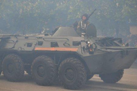 Военный в Пскове случайно обстрелял из пушки «Детский мир»