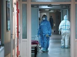 В России за сутки выявили 27 039 случаев COVID-19