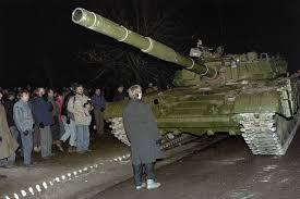 Тридцатилетие событий 13 января отмечается в Литве виртуально
