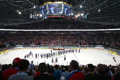 Стало известно о лишении Белоруссии права проведения чемпионата мира по хоккею