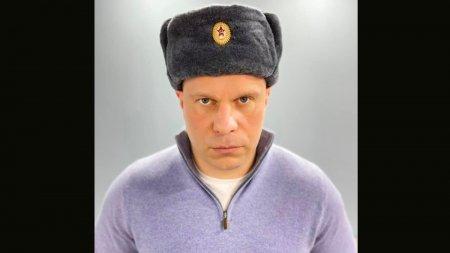 Депутат Рады опубликовал свое фото в шапке с советской символикой