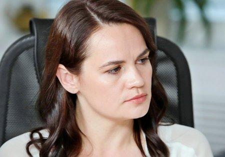 Тихановская выступила против проведения ЧМ по хоккею в Минске