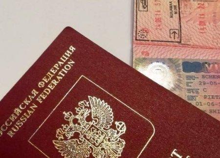 Россия из-за ковида приостановила выдачу электронных виз