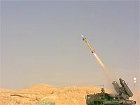 """""""Рафаэль"""" провел испытания нового поколения ракеты ПВО Derby. ВИДЕО"""