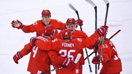 СМИ: на ЧМ по хоккею вместо гимна России будет звучать «Катюша»