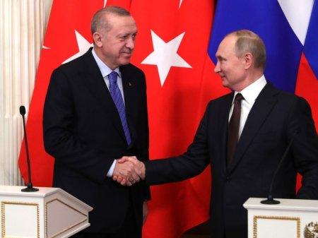 «Не к лицу политику»: Эрдоган раскритиковал Байдена за нашумевшие слова о Путине
