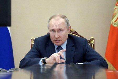 Рейтинг доверия Путину упал до 31% в марте – соцопрос