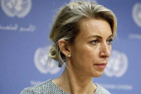 """Захарова назвала Навального """"лживым мурлом"""" и """"истеричной бабой"""""""
